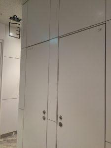 newoman(ニューマン)の6階授乳室