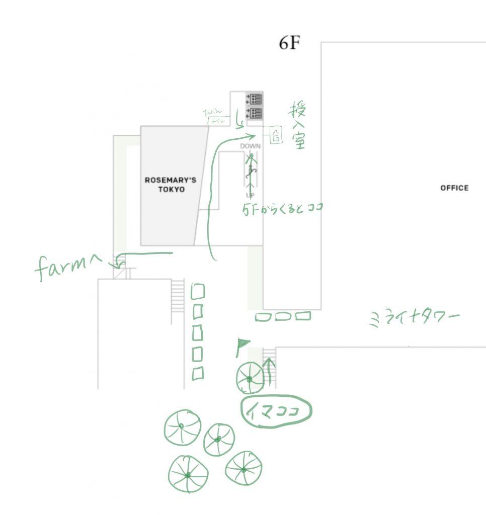 newoman(ニューマン)ファーム・ガーデン・テラス