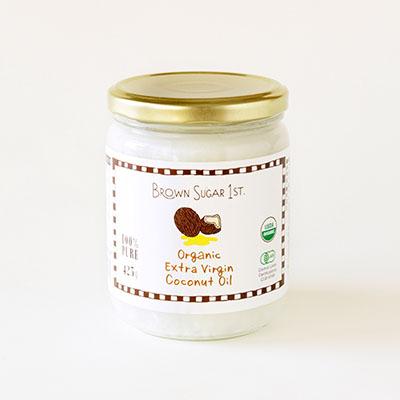 BROWN SUGAR 1ST.ココナッツオイル
