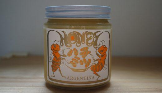 生キャラメルみたいなとろ〜り食感!安心安全なクリームハチミツみつけたよ。