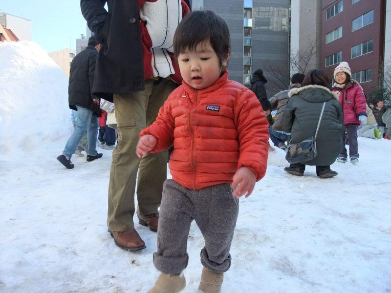 東京の雪まつり、神田小川町雪だるまフェアに子連れでいってきたよ東京の雪まつり、神田小川町雪だるまフェアに子連れでいってきたよ