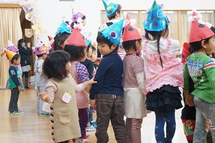 東川町の幼保(こども園)幼児センターももんがに息子が転入