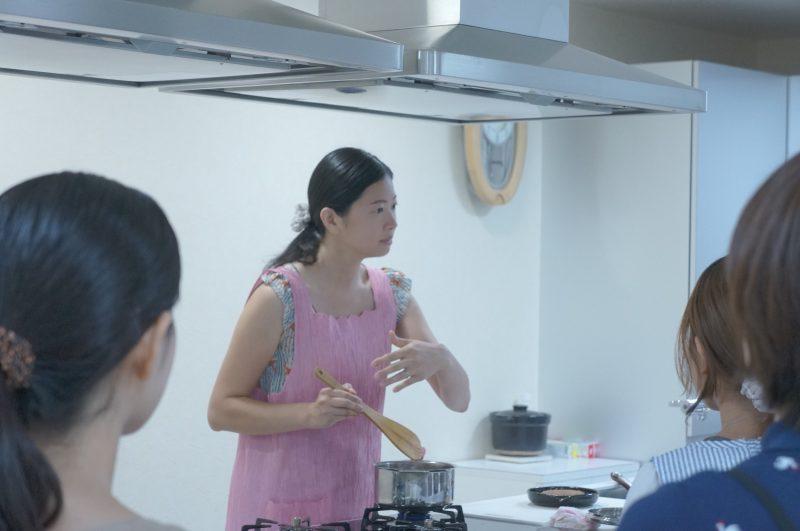 札幌でマクロビオティック料理教室