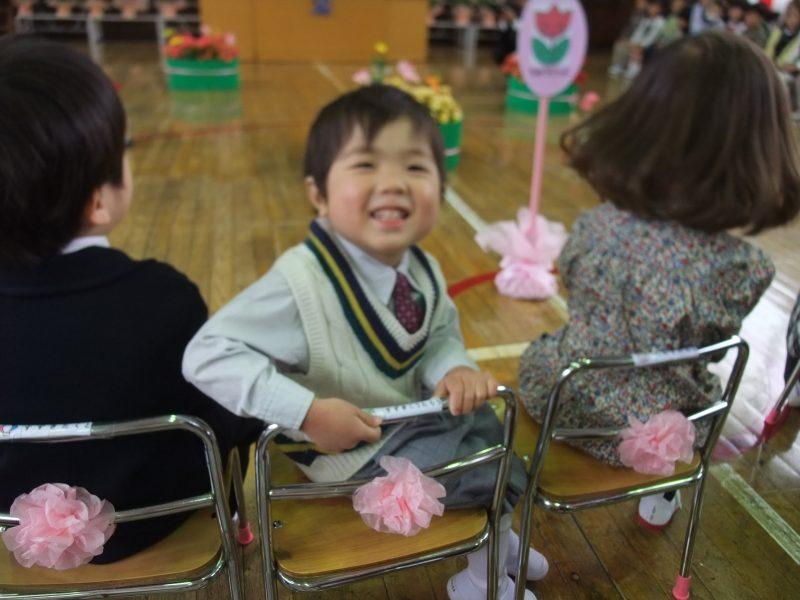 千代田区の幼稚園に入園