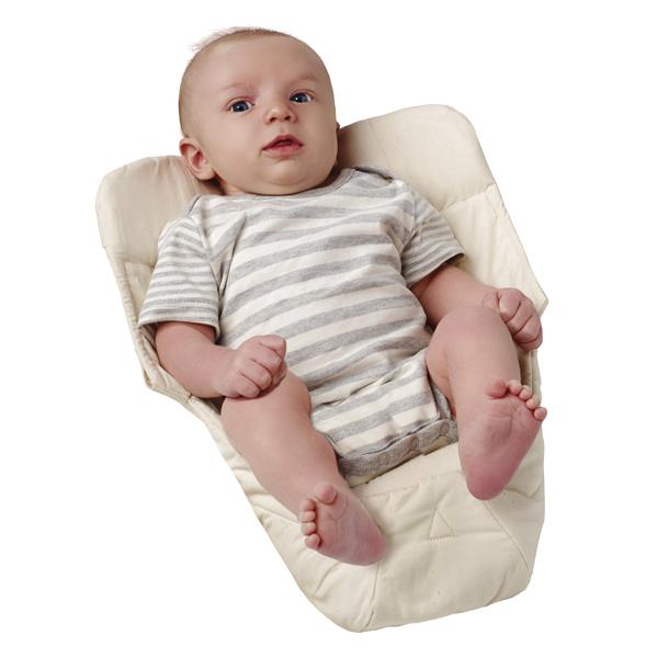 エルゴベビー抱っこ紐、新生児抱っこのためのインファントインサート