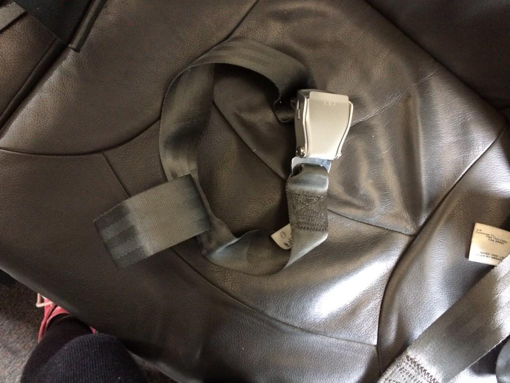 JETSTAR幼児用シートベルト