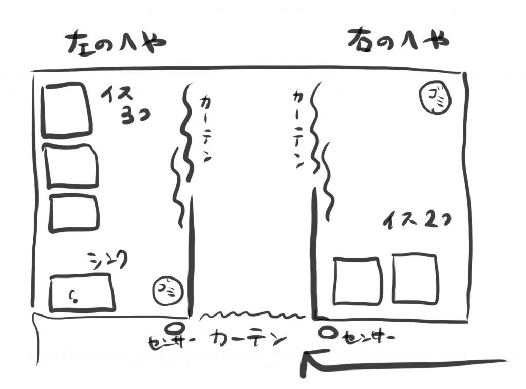 新宿マルイ本館6階授乳室