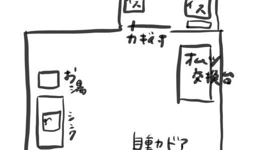 新宿マルイアネックスの授乳室に行ってみた!