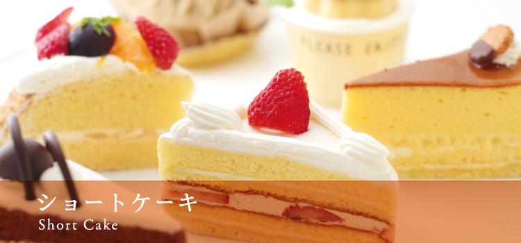 KINOTOYAショートケーキ