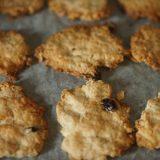 子供と一緒にサクッと作れるマクロビ仕様のクッキーの作り方:乳製品、卵、砂糖不使用のマクロビ仕様
