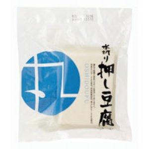 水切り済み豆腐,丸和食品の手押し豆腐