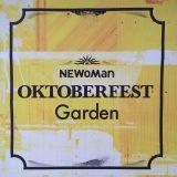 新宿駅前のビアガーデン!「NEWoMan(ニュウマン)オクトーバーフェストガーデン2016」に実際に行ってみた!