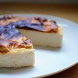 豆腐ベイクドチーズケーキの作り方/乳幼児でも食べられます。