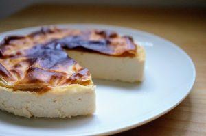 1歳から食べられる2ステップ豆腐ベイクドチーズケーキの作り方