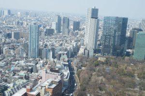 アフタヌーンティーといえば、パークハイアット東京