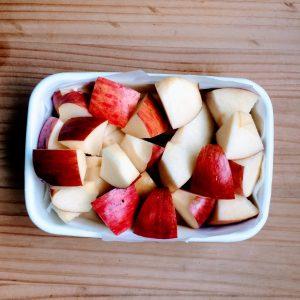 りんごケーキ