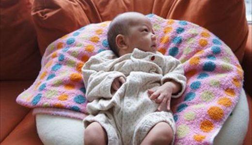 赤ちゃんが昼間に寝る場所は?リビングの快適なねんねスペースの作り方