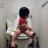 男の子のトイレトレーニングを簡単にする最終兵器があった!