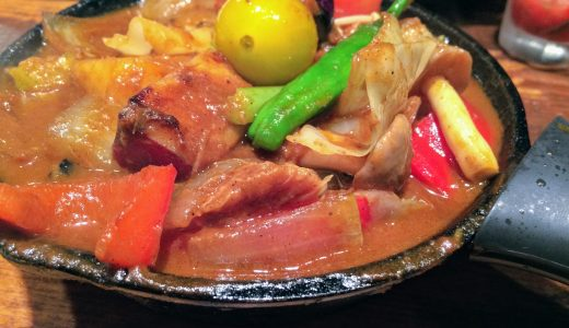 ごはんメモ@代々木駅:野菜を食べるカレーCamp