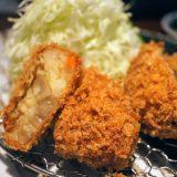 新宿高島屋のかつくらで、コロッケと膳セット