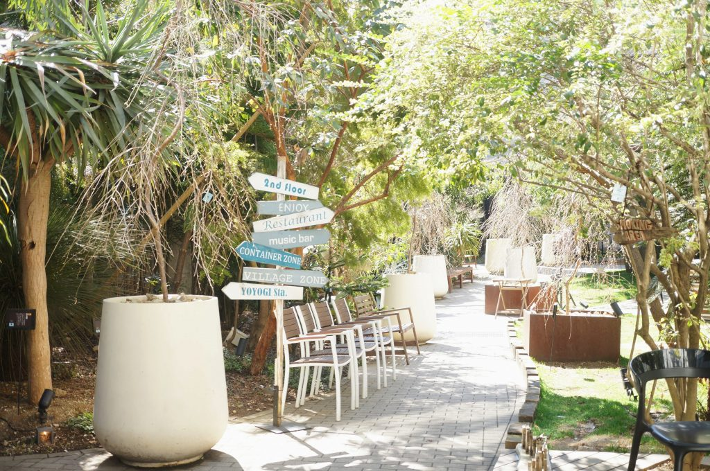 代々木の子連れにおすすめカフェの代々木ビレッジ