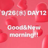 Good&New morning!!(朝新)ってどうー?