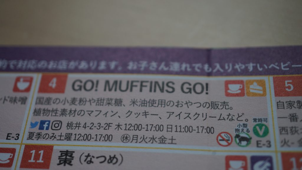 GO! MUFFINS GO