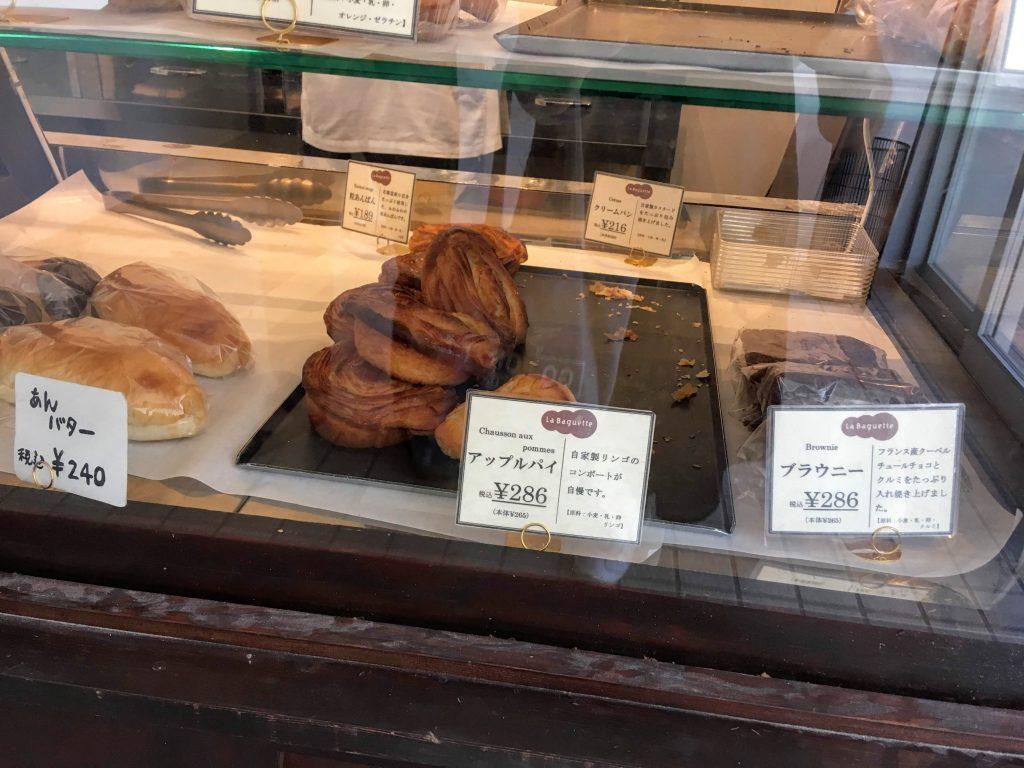 【東新宿】噛むほどに美味しい『ラ・バゲット』のパン〜新宿御苑店は現在休業中〜
