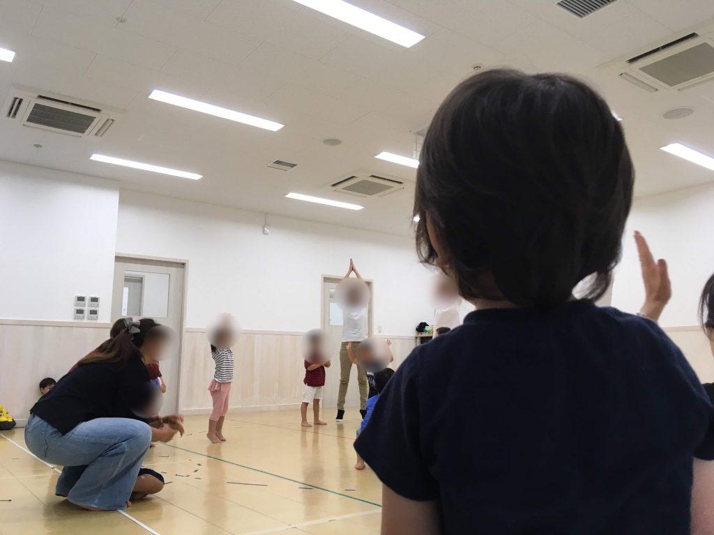 【レポ】渋谷区のスポーツに特化した子育て支援施設『すぽっと』を体験してきました