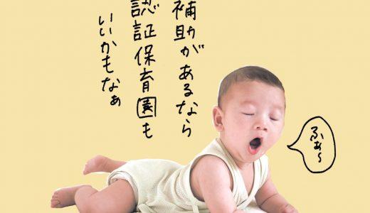 認証保育園の補助とは?江戸川区、千代田区、渋谷区を徹底比較